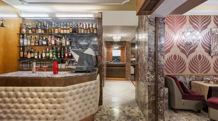 Venetië, Hotel Montecarlo, Hotel bar