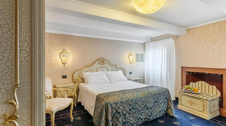 Venetië, Hotel Montecarlo, Standaard kamer
