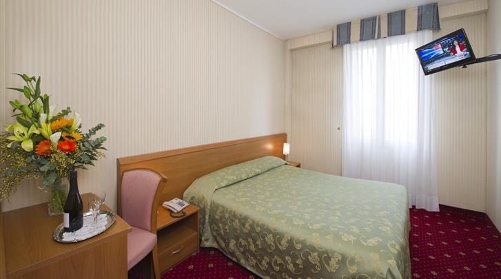 Venetië, Hotel Nazionale, Standaard kamer