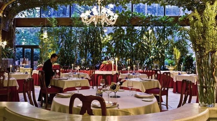 Venetië, Hotel Papadopoli Venezia, Restaurant