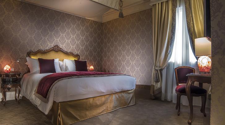 Venetië, Hotel Papadopoli Venezia, Superior kamer