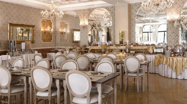 Venetië, Hotel Principe, Restaurant