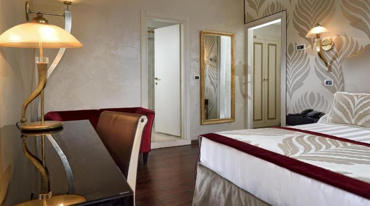 Venetië, Hotel Principe, Superior kamer