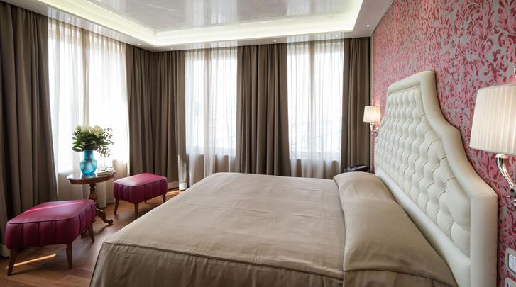 Venetië, Hotel Santa Chiara, Deluxe kamer