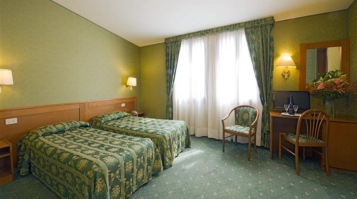 Venetië, Hotel Spagna, Standaard kamer