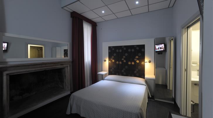 Venetië, Mestre- Hotel Aaron, Standaard kamer