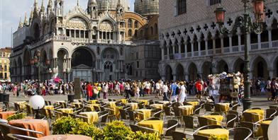 Venetië, Piazza San Marco