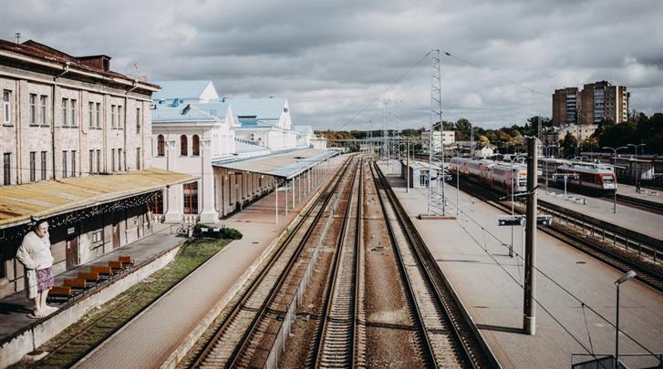 Vilnius, Hotel en Appartementen Railway, Direct bij het station