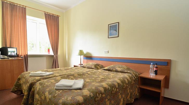 Vilnius, Hotel Mikotel, Standaard kamer