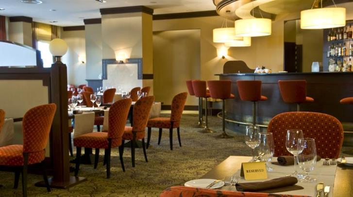 Warschau, Hotel Radisson Blu Sobieski, Restaurant