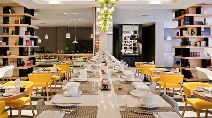 Warschau, Hotel Sofitel Warsaw Victoria, Restaurant