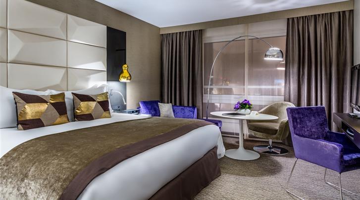 Warschau, Hotel Sofitel Warsaw Victoria, Superior kamer