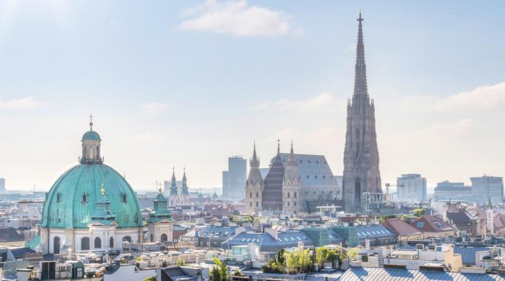 Wenen, Arthotel ANA Boutique Six, 4 Metrostops naar de Stephansplatz