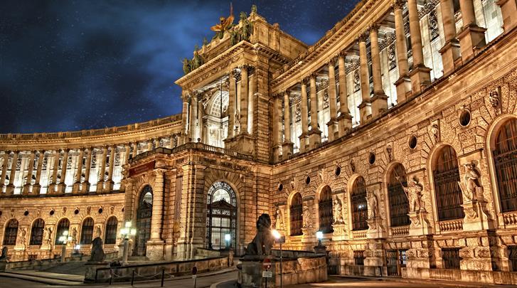 Wenen, Arthotel ANA Enzian, Hofburg - op 20 min. met het OV