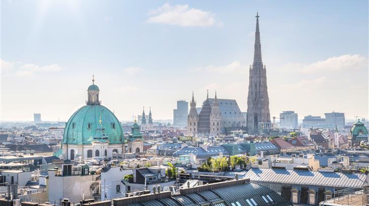 Wenen, Arthotel ANA Gala, 20 OV-minuten naar het centrum