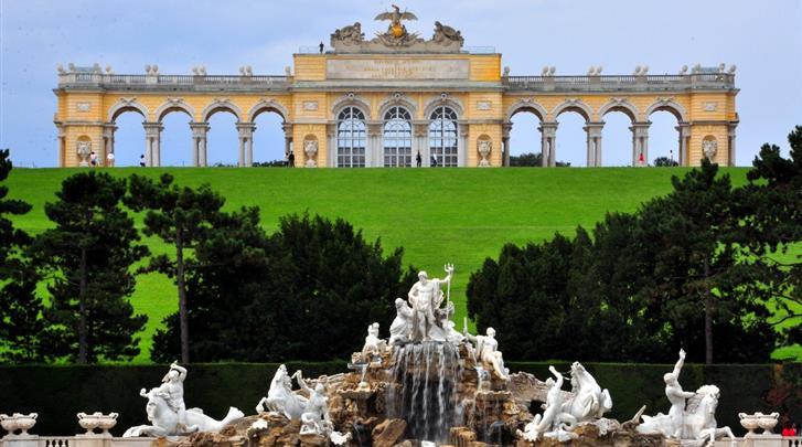 Wenen, Arthotel ANA Gala, Schloss Schönbrunn - eenvoudig bereikbaar per OV