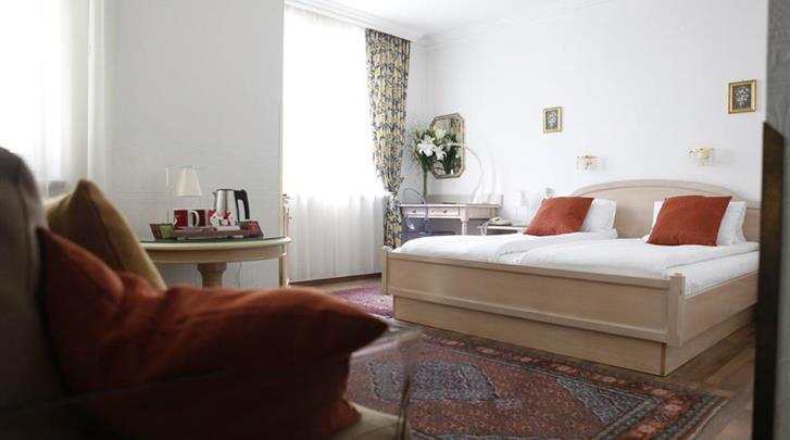 Wenen, Arthotel ANA Gala, Standaard kamer
