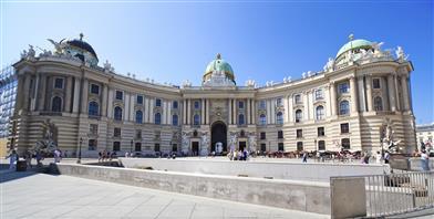 Wenen, Hofburg