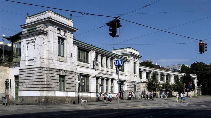 Wenen, Hotel Altwienerhof, 100m van metrostation Gumpendorfer Straße
