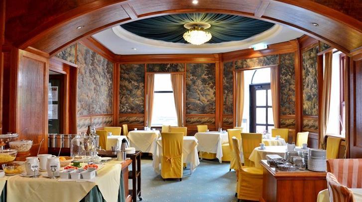 Wenen, Hotel Altwienerhof, Restaurant