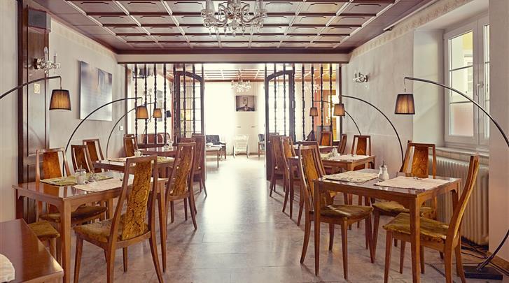 Wenen, Hotel Am Brillantengrund, Restaurant