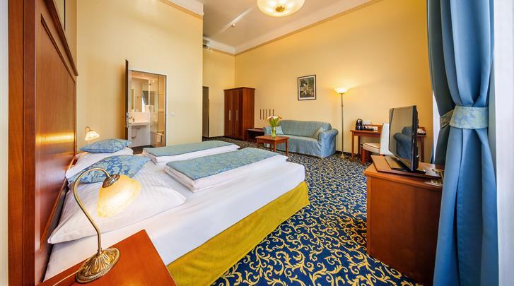 Wenen, Hotel Bellevue, Executive kamer