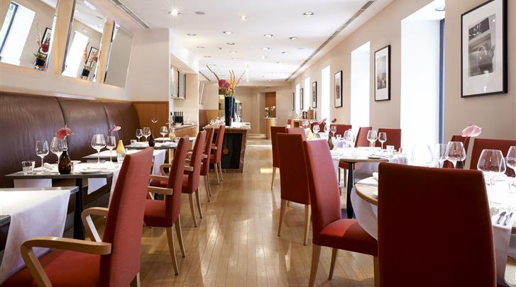 Wenen, Hotel Das Triest, Restaurant