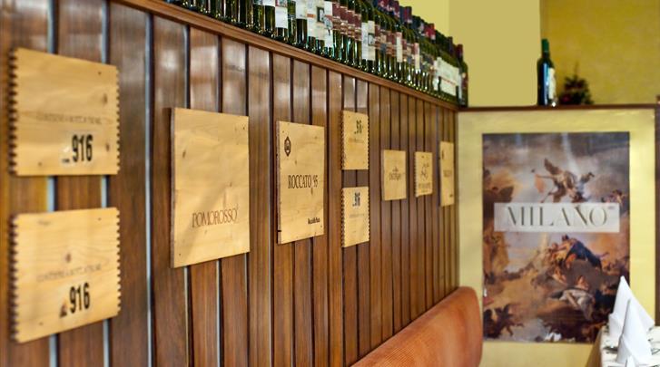 Wenen, Hotel Graben, Restaurant
