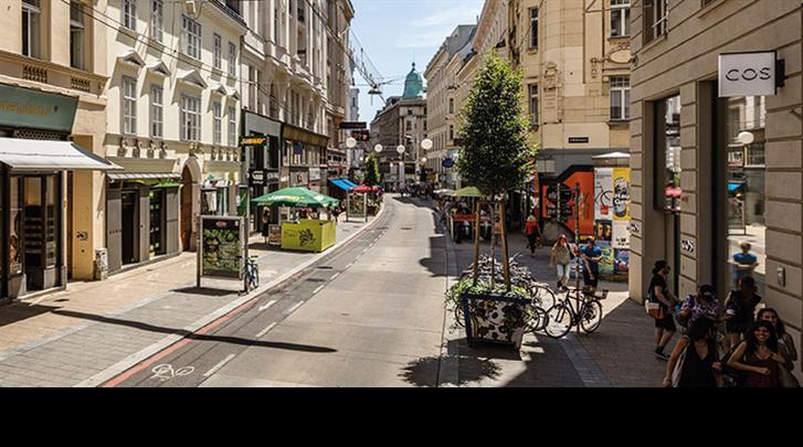 Wenen, Hotel Max Brown 7th District, Midden in het levendige, trendy 7e district