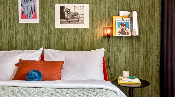 Wenen, Hotel Max Brown 7th District, Standaard kamer
