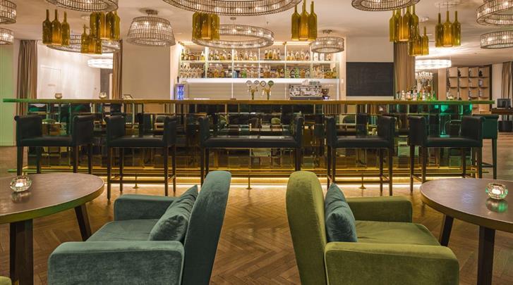Wenen, Hotel MAXX by Steigenberger Vienna, Hotelbar