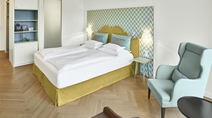 Wenen, Hotel MAXX by Steigenberger Vienna, Standaard kamer