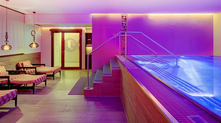 Wenen, Hotel Palais Hansen Kempinski, Spa