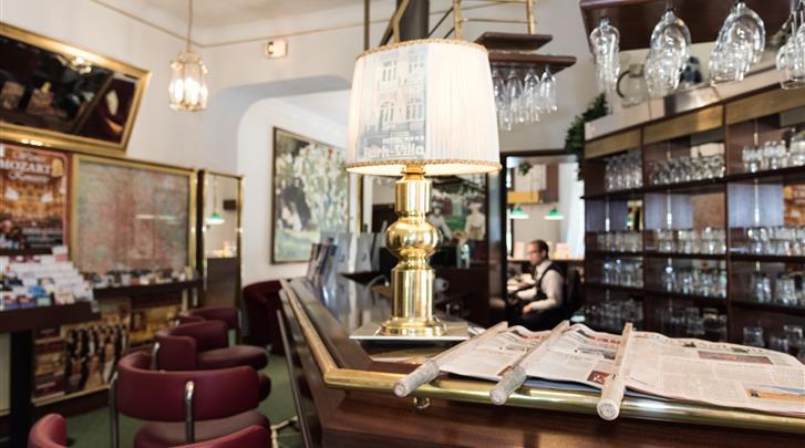 Wenen, Hotel Park Villa, Hotel bar