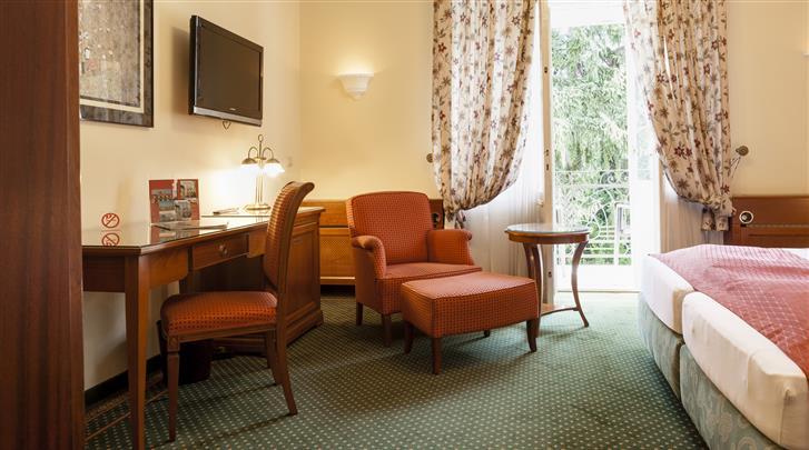 Wenen, Hotel Park Villa, Superior kamer