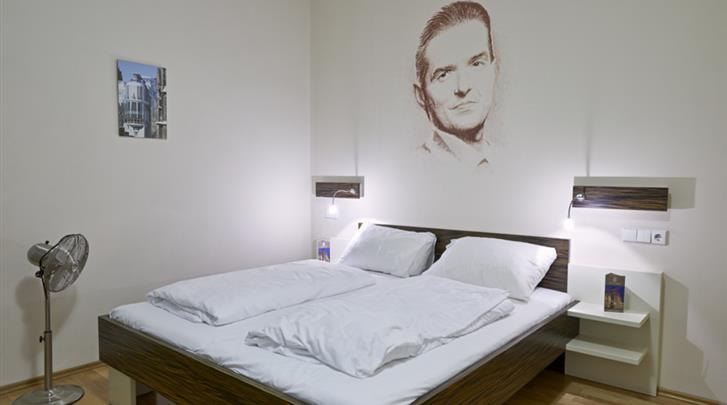 Wenen, Hotel Pension City Rooms, Standaard kamer