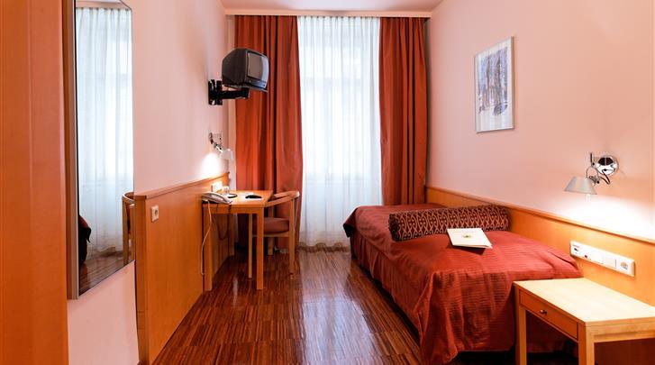 Wenen, Hotel Post, Standaard kamer