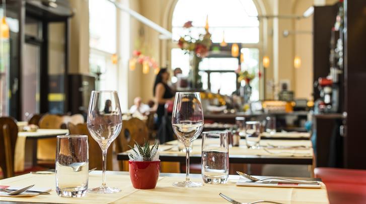 Wenen, Hotel Regina, Restaurant