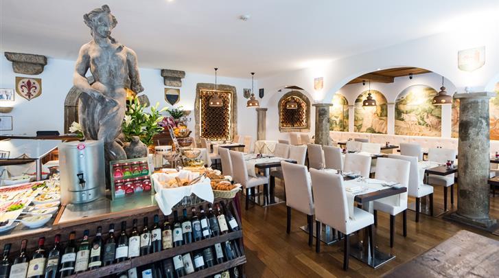 Wenen, Hotel Royal, Restaurant 'Firenze'