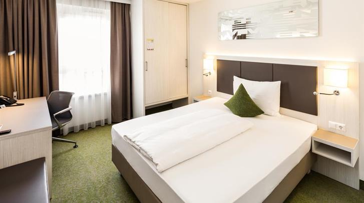 Wenen, Hotel Zeitgeist, Standaard kamer