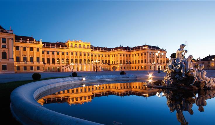 Wenen, Schloss Schönbrunn
