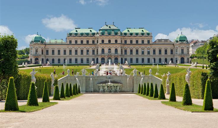Schloss Schönbrunn, Wenen - Stedentrips.nl