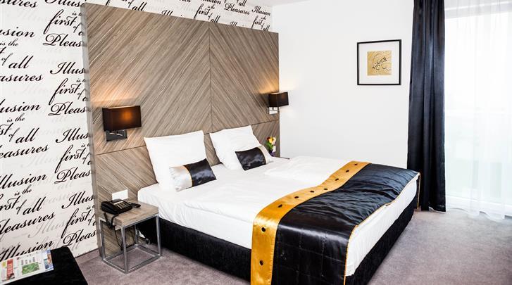 Wenen, Arthotel Ana Boutique Six, Economy kamer